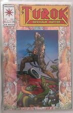 Turok Dinosaur Hunter #1 Valiant Comics Nm/Mt