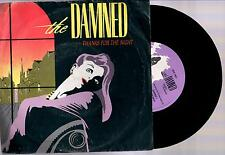 "THE DAMNED THANKS FOR THE NIGHT + NASTY 1984 DAMNED RECORDS 7"" 45 GIRI"