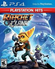 Ratchet & Clank - Sony PlayStation 4 PS4 Game BRAND NEW