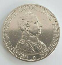 5 Mark 1913 Preussen Deutsches Kaiserreich,Wilhelm II.1888-1918 in Uniform
