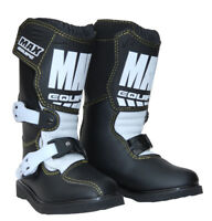 NEW Wulfsport Youth Cub Kids MAX EQUIPE MX ATV TRIALS RACE BOOTS MANY SIZES