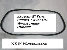 Jaguar e type S1 & S2 fhc pare-brise, avant écran joint caoutchouc neuf