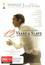 12 Years a Slave DVD R4