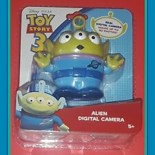 Disney Toy Story Alien Digital Camera Factory Sealed Photo Kid Movie Collectable