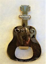 HARD ROCK CAFE OSLO VIKING BOTTLE OPENER GUITAR MAGNET
