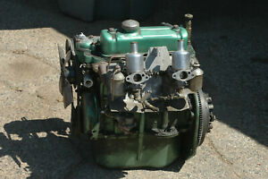 MG MIDGET, SPRITE, BUGEYE 948CC ENGINE WITH TACH DRIVE GENERATOR, CARB, EXHAUST