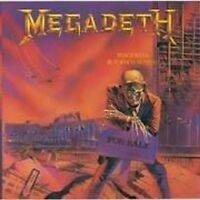 """Megadeth - Peace Sells...But Who's Buying? (NEW 12"""" VINYL LP)"""