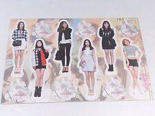APINK A-Pink Standing Paper Doll KPOP NaEun Bomi Namjoo Hayoung Chorong Eunji