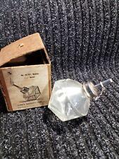 Vintage in Box HR Glass Jewelers Alcohol Oil Lamp Lab Burner Clark's Japan