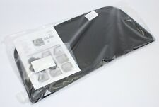 New GENUINE Audi A3 S3 RS3 5DR 13-19 rear door window sun shade set 8V4064160A