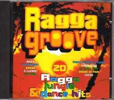 Compilation - Ragga Groove - CD - 1994 - Eurohouse Ragga