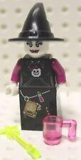 Lego® Figur Halloween Vampirhexe Gundel Gaukeley unbespielt Minifig new