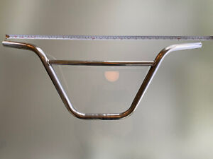 BMX Handlebars Stainless Steel Stamped WALD