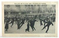 Postcard France Palais De Glace Des Champs-Elysees Vintage Martougen