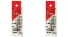 Weller 7135W  Soldering Gun Standard Replacement Tips for 8200 ( 2 Packs of 2 )