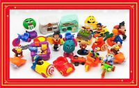 HUGE LOT OF VINTAGE McDONALD'S & OTHER FAST FOOD HAPPY MEAL TOYS