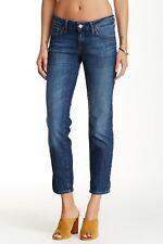 Mavi Relaxed Ankle Jeans Women's Mid Nolita Blue Size 28 x 28