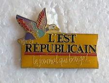 Pin's L'Est Républicain