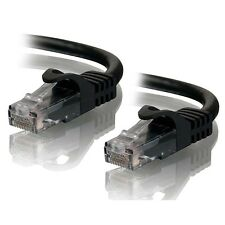 ALOGIC C6-01-Black 3.2 ft Cat6 Network Cable