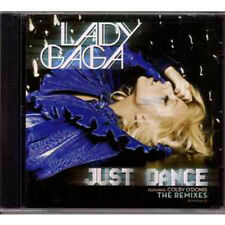 MAXI CD Lady GAGA Just dance 4-TRACK JEWEL CASE + NEW +