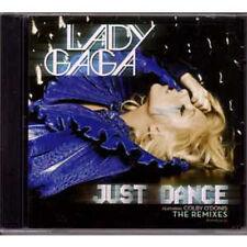 MAXI CD Lady GAGA Just dance 4-TRACK JEWEL CASE + NEW +