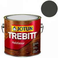 "Jotun TREBITT Lasur 10l ""Eisenglimmer anthrazit"" Holzlasur"