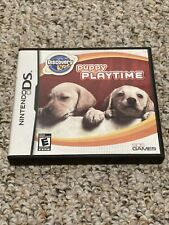 Discovery Kids: Puppy Playtime (Nintendo DS, 2009) Complete