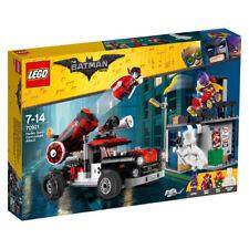 The Lego Batman Movie Harley Quinn Cannonball Attack 70921