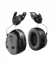 3M PELTOR 380 Helmet Attach PT Optime Push To Listen Ear Muff Defenders