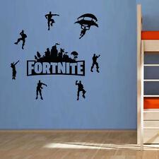 FORTNITE GAMER PACK XBOX PS4 WALL ART STICKER DECAL BOYS BEDROOM DECOR