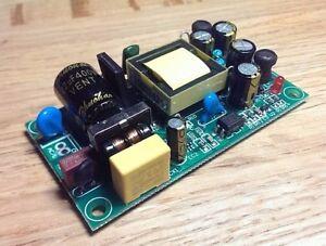 15V DC 500ma Dual Power Supply - Rhodes DIY PCB - ++15 or +-15vdc 10W