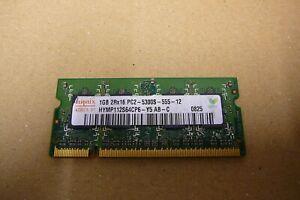 Hynix HYMP112S64CP6-Y5 1 GB, PC2-5300S-555-12 DDR2 SDRAM, 200 MHz, pc ram