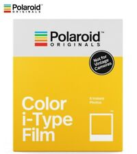 Polaroid Originals Instant Film Color Film for I-type White 4668