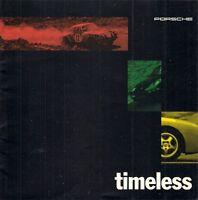Porsche 1994 UK Market Sales Brochure 968 911 928