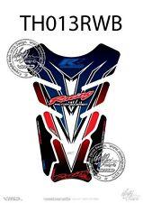 HONDA QUADPAD Tank Pad RED / WHITE  / BLUE (TH013RWB) CBR 600 900 1000