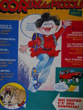 Corriere dei Piccoli 15 1992 Il Diario di Stefi - La Maschera d'oro  [C19]