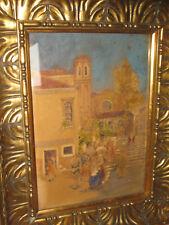 LIPPS Richard, *1857 Straße in Venedig