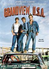 GRANDVIEW USA New Sealed DVD Patrick Swayze Jamie Lee Curtis