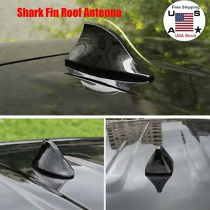 Roof Shark Fin Vortex Stereo Radio Aerial Signal Antenna FM/AM For Hyundai Kia