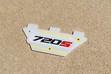 Genuine Mclaren 720s Door Badge/Emblem