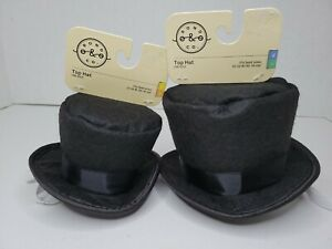 Top Hat for Dogs S/M or L/XL available Pet Novelty Clothing And Accessories
