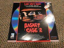 Basket Case 2 Laserdisc Horror New