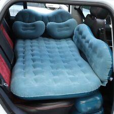 Car Travel Bed Camping Inflatable Sofa Mattress Air Back Seat Cushion Sets Sleep