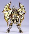 God Taurus Saint Seiya Myth Cloth Soul of God EX Taureau Aldebaran Figurine