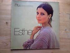 Esther Ofarim Excellent Vinyl LP Record ATR 001 Mastercut F 666 658