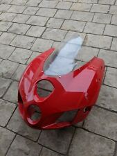 Front Nose Cowl Upper Fairing For DUCATI 2005-2006 749 999 R S Red OEM
