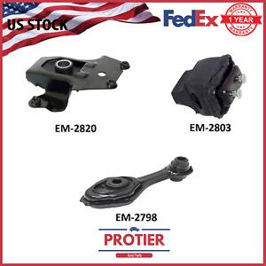 MotroKing Front Engine Motor Mount For Chevrolet Cavalier Pontiac 2.2L 2.4L 2798