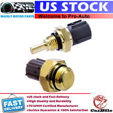 Set of 2 Cooling Fan Switch & Coolant Sensor For Honda Odyssey Accord Acura CL