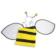 ADULT #BUMBLE BEE KIT FANCY DRESS ANIMALS & NATURE ONE SIZE COSTUME ACCESSORY