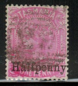 Tasmania(Australia) #65 1889 Used